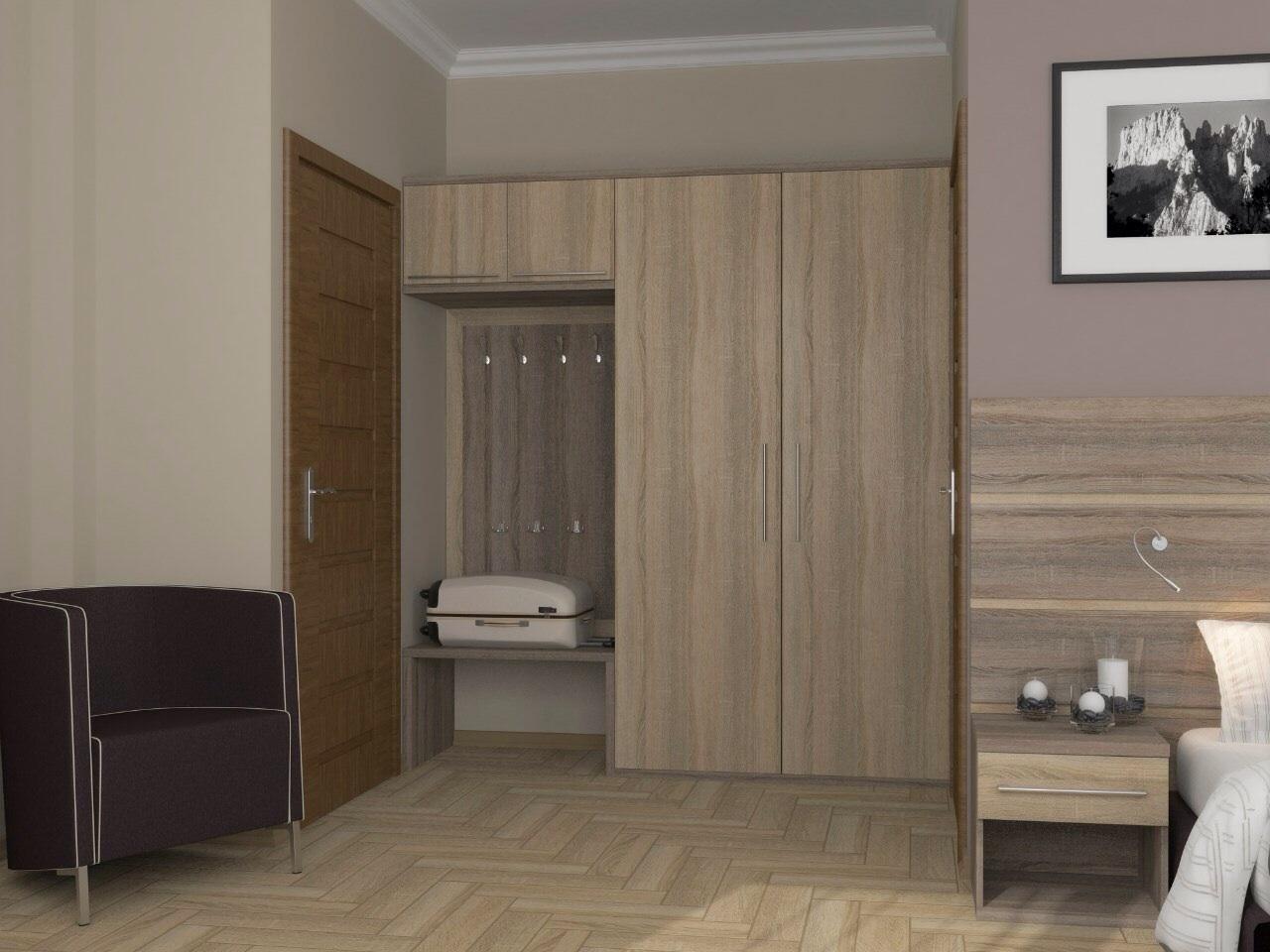 Прихожая-шкаф лдсп egger дуб шато купить мебель в коридор на.