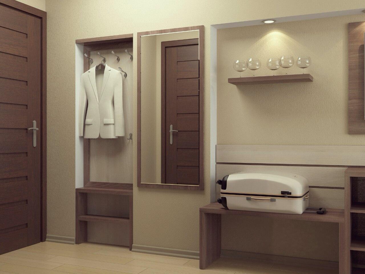 Прихожая_4 лдсп egger купить мебель в коридор на заказ по до.