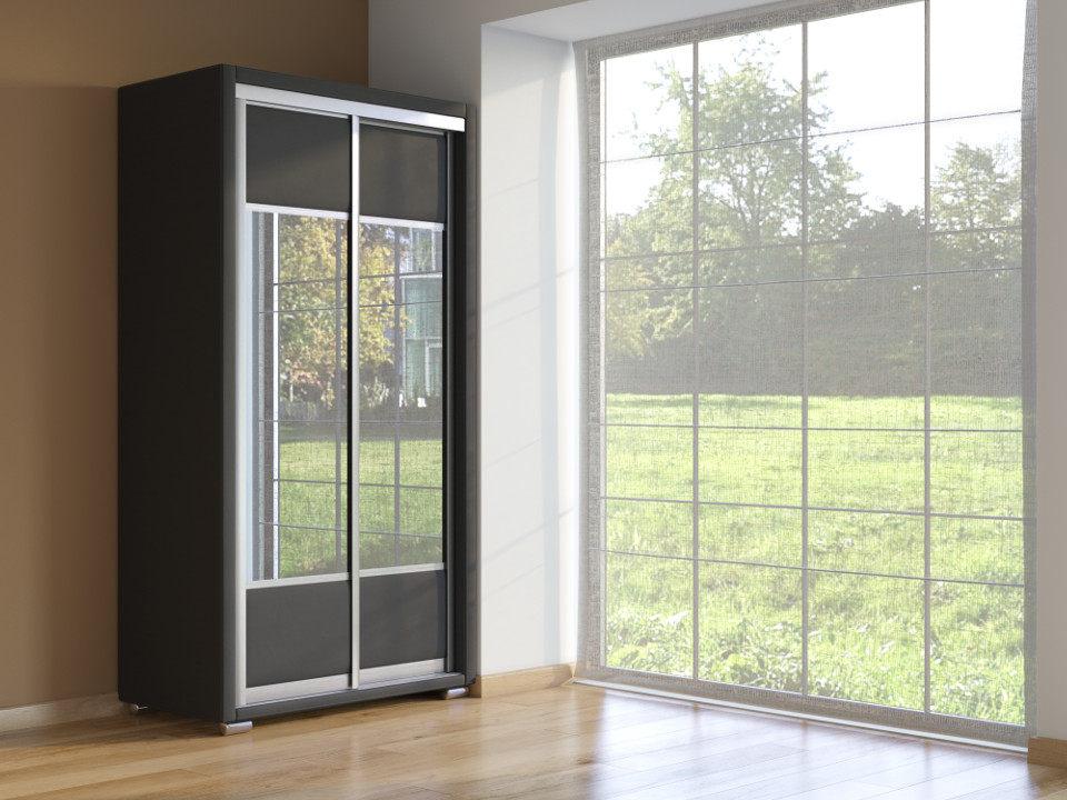 Шкаф двухдверный orma soft 2 купить шкафы-купе с зеркалами н.