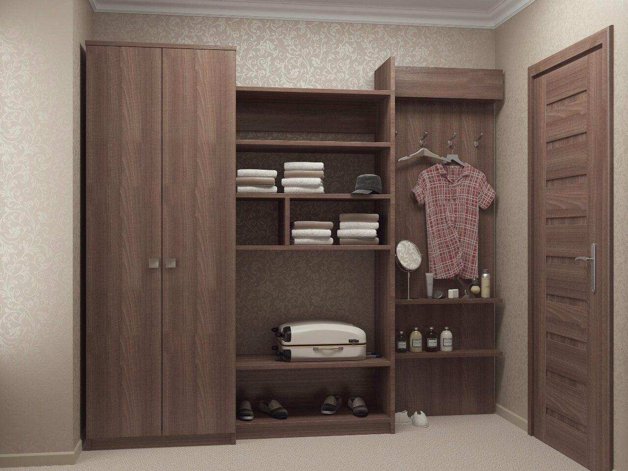 Прихожая 2400-500-2200 купить мебель в коридор на заказ по д.